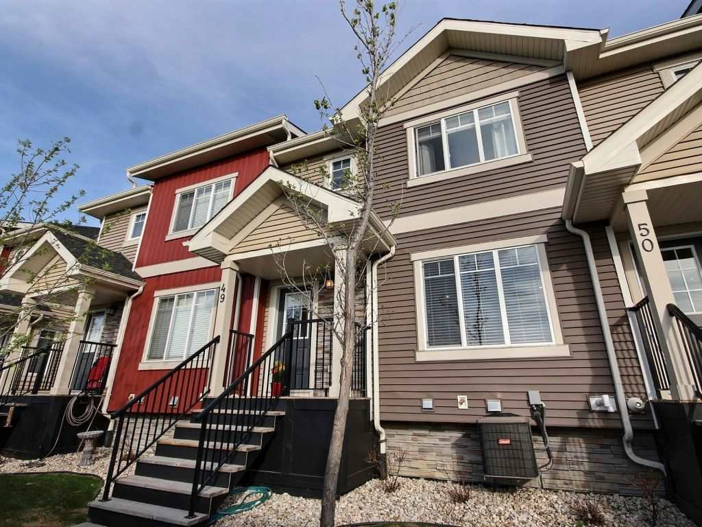 For Sale: 49 - 675 Albany Way, Edmonton, AB | 2 Bed, 2 Bath Condo for $282,500. See 19 photos!