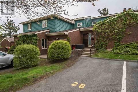 Townhouse for sale at 70 Braemount Dr Unit 49 Halifax Nova Scotia - MLS: 201913091