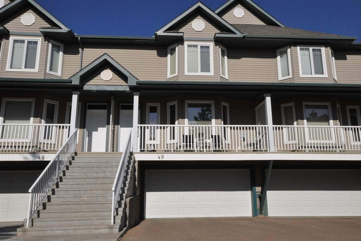 Townhouse for sale at 903 Rutherford Rd SW Unit 49 Edmonton Alberta - MLS: E4204600