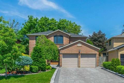House for sale at 49 Alexis Rd Markham Ontario - MLS: N4491820