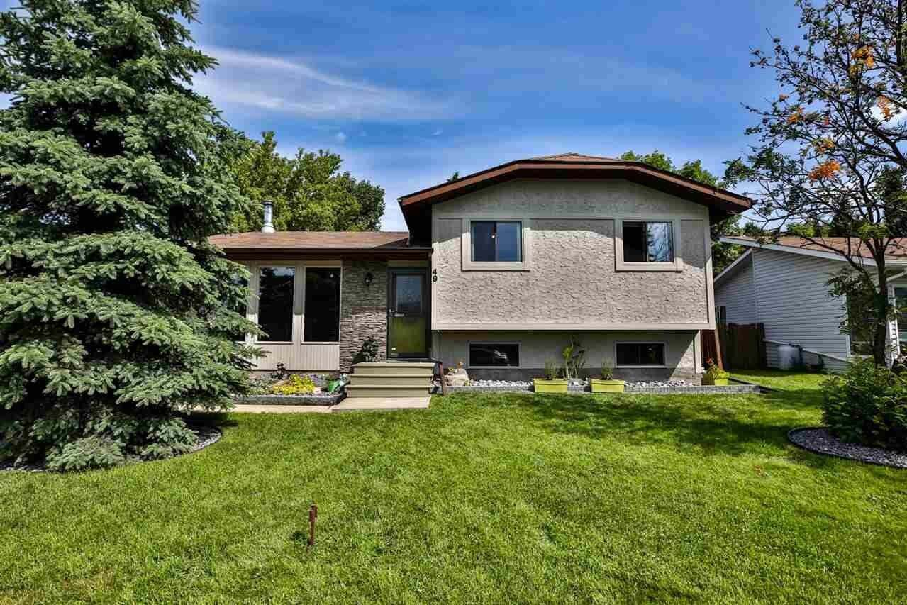 House for sale at 49 Alpaugh Cr Leduc Alberta - MLS: E4205828