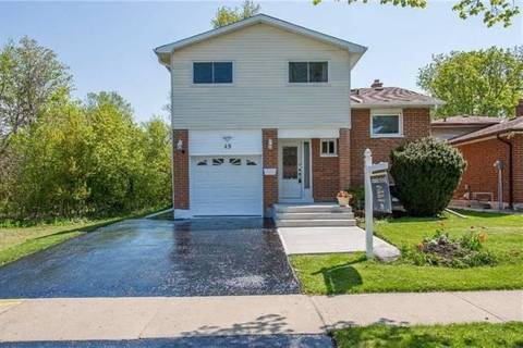 House for rent at 49 Applemore Rd Toronto Ontario - MLS: E4695265