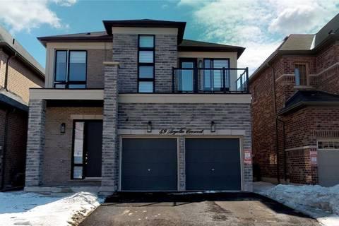House for sale at 49 Argelia Cres Brampton Ontario - MLS: W4418445