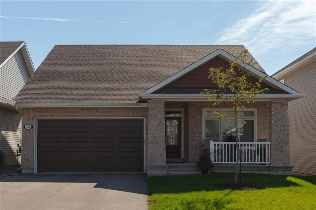 House for sale at 49 Astrolabe Pl Ottawa Ontario - MLS: 1168618