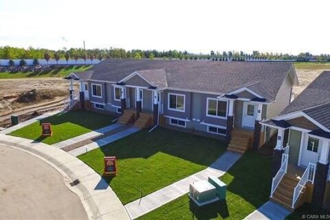 Townhouse for sale at 49 Athens Rd Blackfalds Alberta - MLS: A1020426