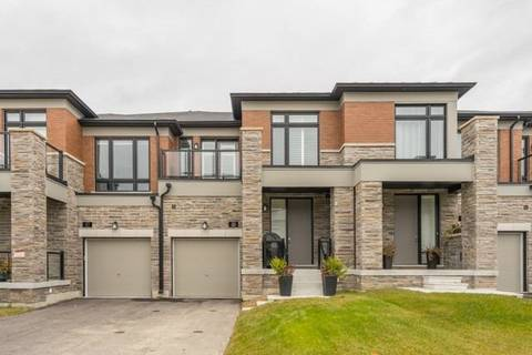 Townhouse for sale at 49 Badgerow Wy Aurora Ontario - MLS: N4626128
