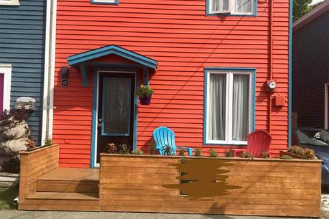 House for sale at 49 Beaumont St St. John's Newfoundland - MLS: 1198291