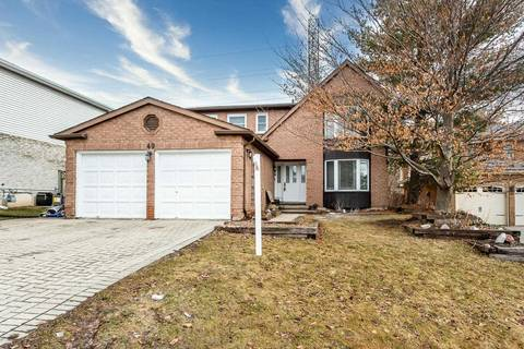 House for sale at 49 Bent Willow Dr Kitchener Ontario - MLS: X4718860
