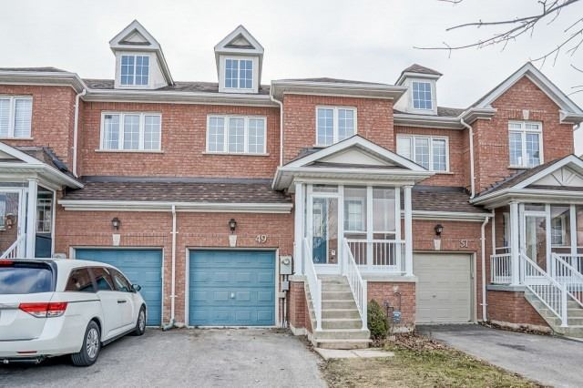 House for sale at 49 Bianca Drive Markham Ontario - MLS: N4328995