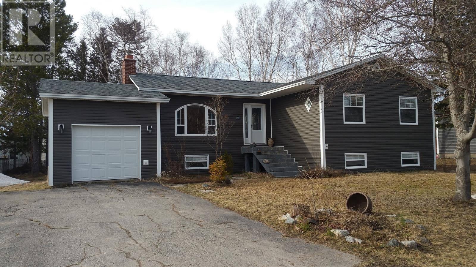 House for sale at 49 Birchview Dr Pasadena Newfoundland - MLS: 1212196