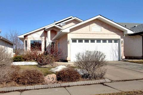 House for sale at 49 Blueberry Cres Sherwood Park Alberta - MLS: E4148644