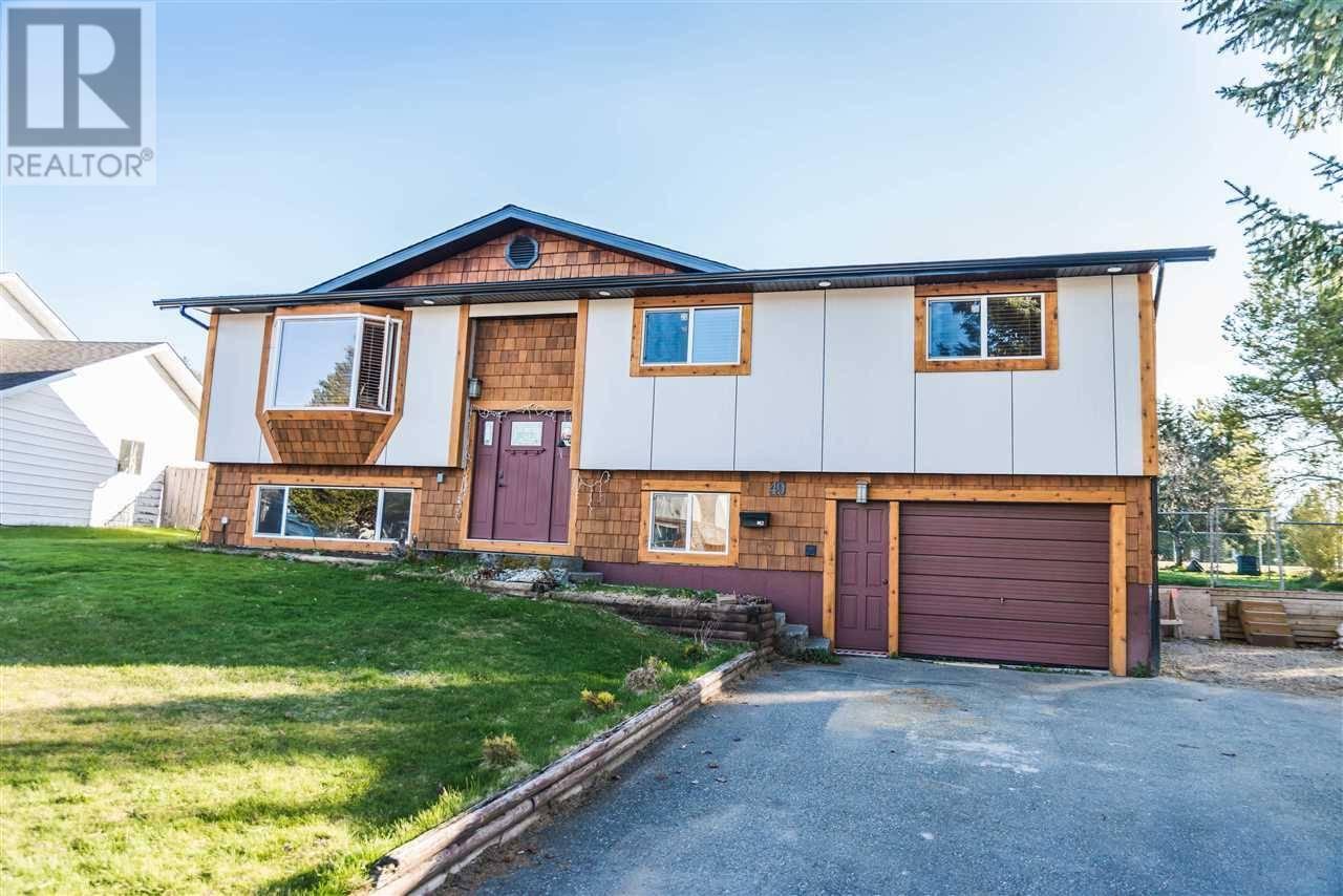 House for sale at 49 Braun St Kitimat British Columbia - MLS: R2420907