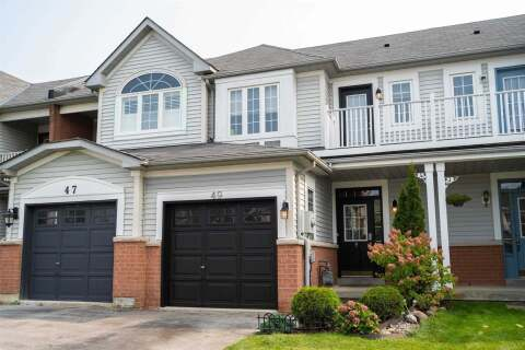 Townhouse for sale at 49 Breakwater Dr Whitby Ontario - MLS: E4917317