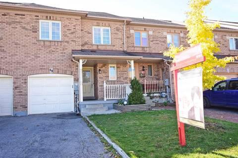 Townhouse for sale at 49 Brickyard Wy Brampton Ontario - MLS: W4612090