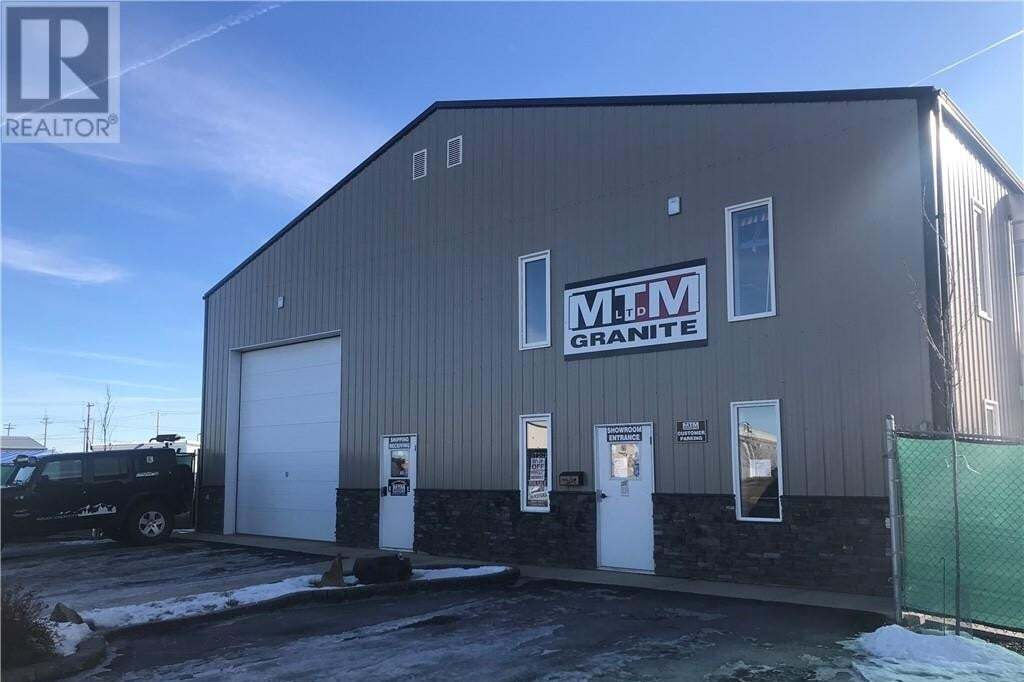 Commercial property for sale at 49 Brier Estates Wy Northwest Medicine Hat Alberta - MLS: mh0187961