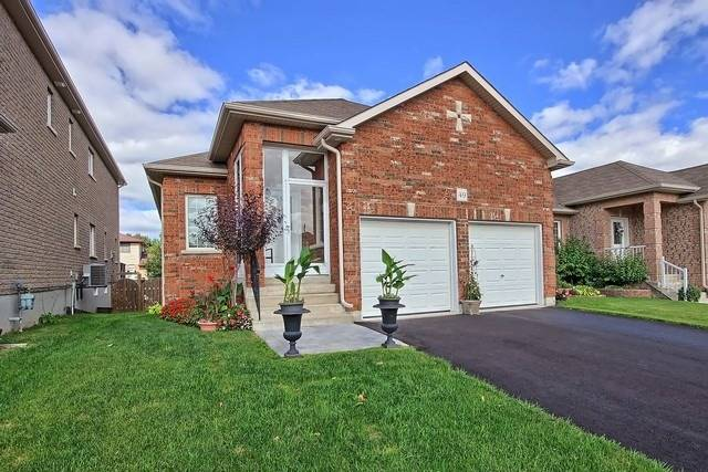 House for sale at 49 Bronze Crescent Bradford West Gwillimbury Ontario - MLS: N4294932
