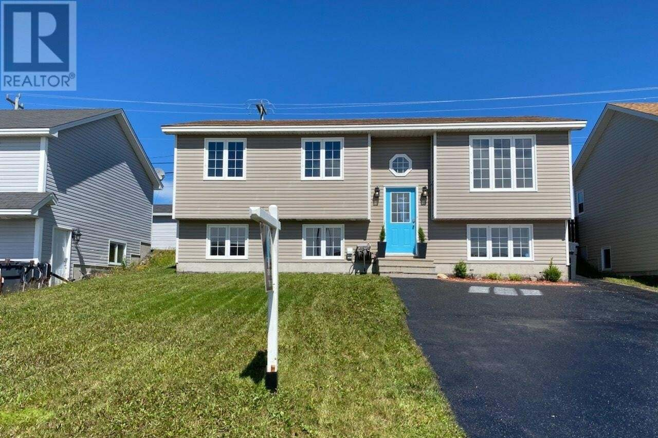 House for sale at 49 Brougham Dr Paradise Newfoundland - MLS: 1217396