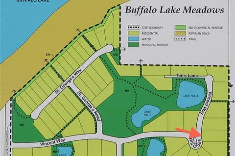 Residential property for sale at 49 Buffalo Lk Buffalo Lake, Rural Stettler County Alberta - MLS: C4181659
