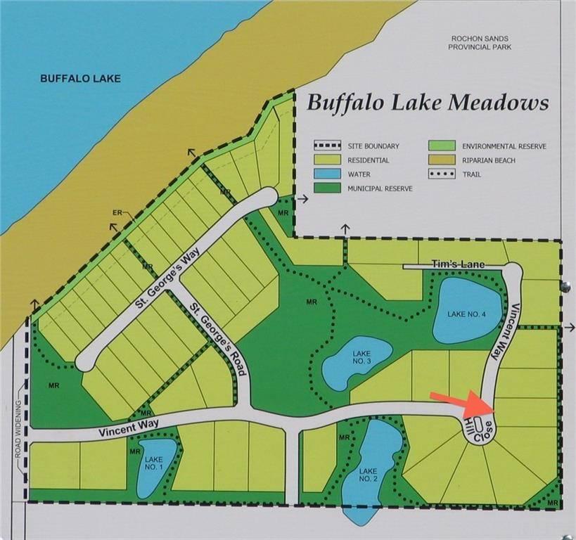 Residential property for sale at 49 Buffalo Lk Buffalo Lake, Rural Stettler County Alberta - MLS: C4181659