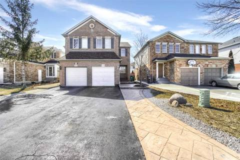 Townhouse for sale at 49 Bunchberry Wy Brampton Ontario - MLS: W4729497