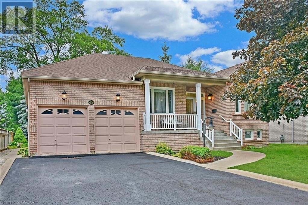 House for sale at 49 Bush Cres Wasaga Beach Ontario - MLS: 268820