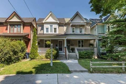 Townhouse for rent at 49 Coady Ave Toronto Ontario - MLS: E4523411