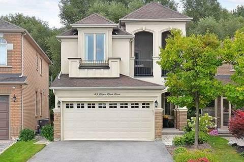 House for sale at 49 Cooper Creek Ct Vaughan Ontario - MLS: N4570531