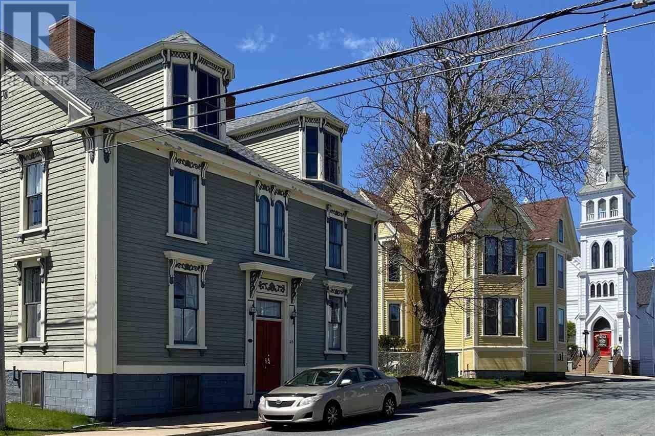 House for sale at 49 Cornwallis St Lunenburg Nova Scotia - MLS: 202007615