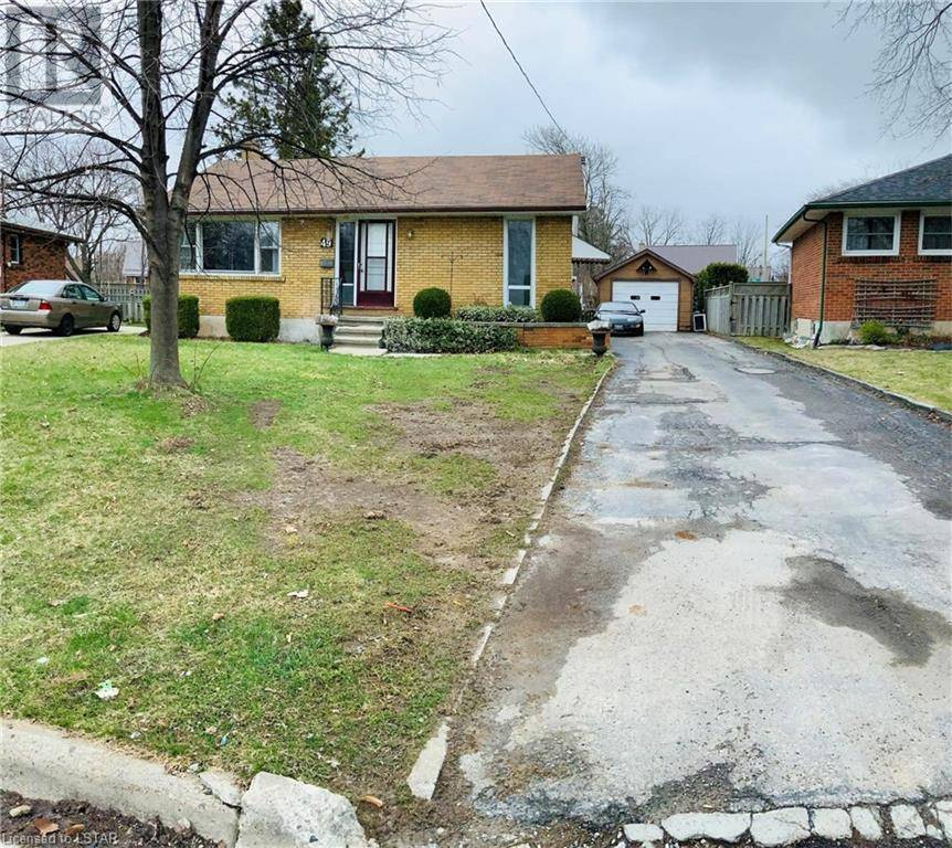 House for sale at 49 Coyne St St. Thomas Ontario - MLS: 253486