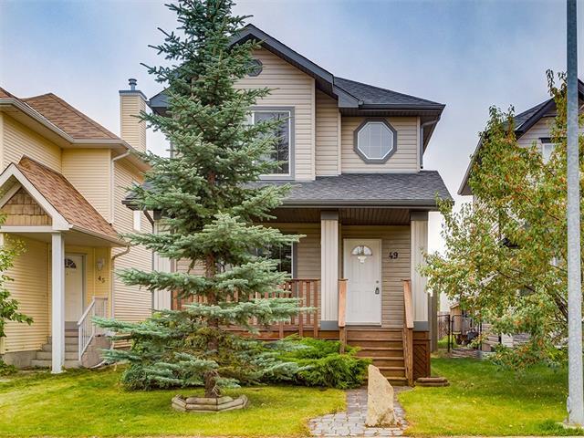 Sold: 49 Cramond Crescent Southeast, Calgary, AB