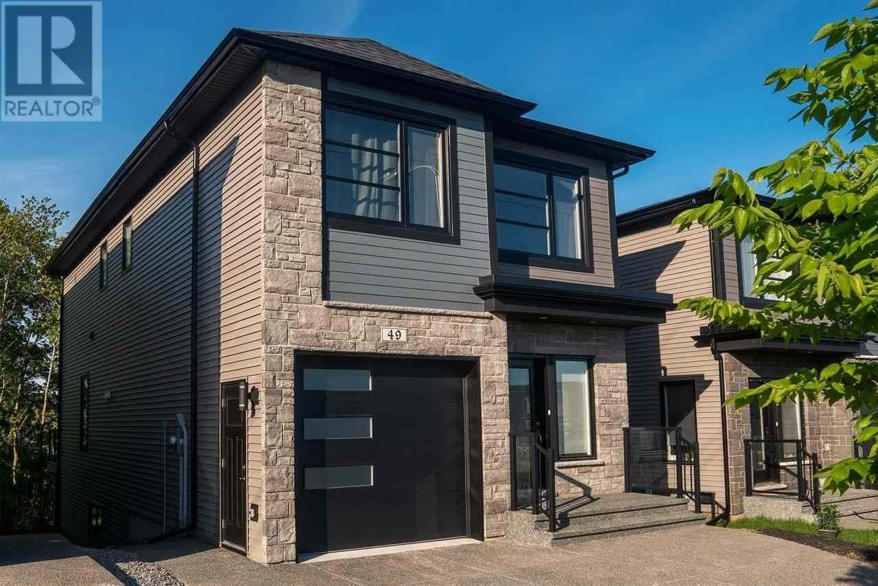 House for sale at 49 Darjeeling Dr Halifax Nova Scotia - MLS: 202010900