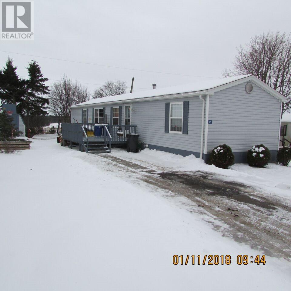 For Sale: 49 Dawn Drive, Charlottetown, PE | 3 Bed, 1 Bath House for $84,000. See 13 photos!