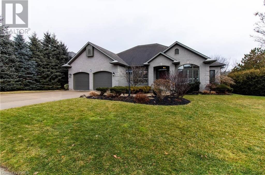 House for sale at 49 Demeyere Ave Tillsonburg Ontario - MLS: 239841