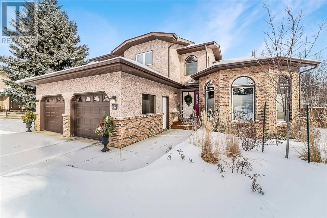 House for sale at 49 Diamond Street Cs Red Deer Alberta - MLS: ca0191186