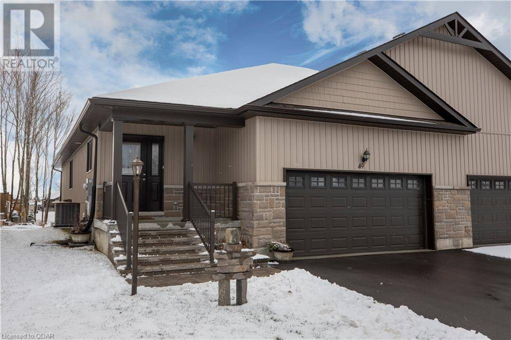Home for sale at 49 Dorchester Dr Wellington Ontario - MLS: 241182