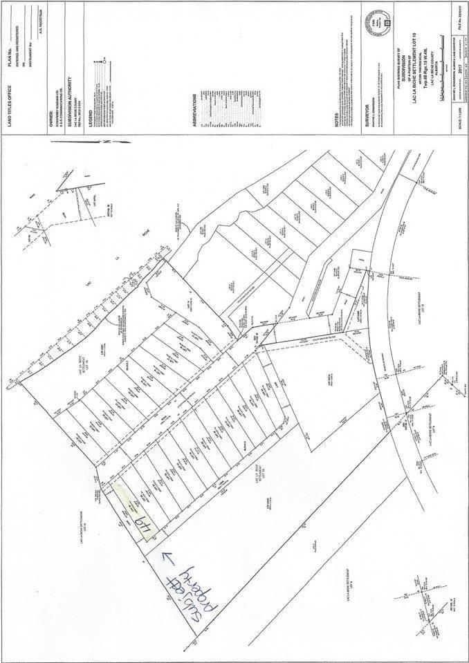 Residential property for sale at 49 Eagle Haunt Estates Rural Lac La Biche County Alberta - MLS: E4174709