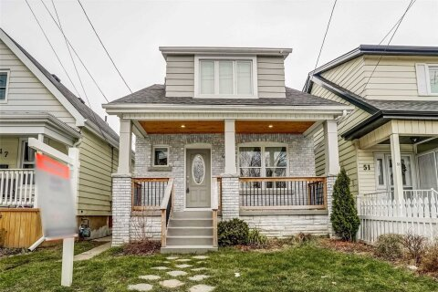 House for sale at 49 East 22nd St Hamilton Ontario - MLS: X5082023