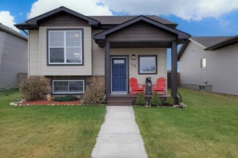 House for sale at 49 Eastpointe Dr Blackfalds Alberta - MLS: A1046293
