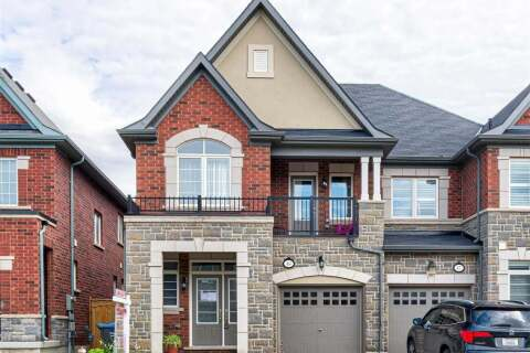 Townhouse for sale at 49 Edinburgh Dr Brampton Ontario - MLS: W4852130