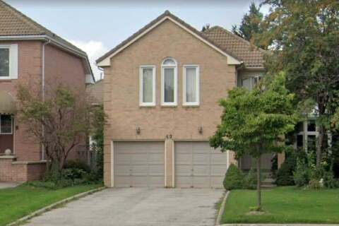 House for rent at 49 Ellingwood Ct Markham Ontario - MLS: N4909259