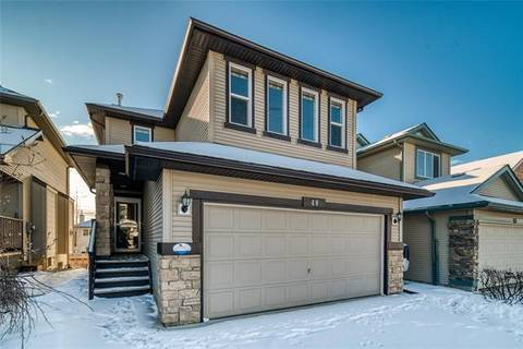 House for sale at 49 Evansford Gr Northwest Calgary Alberta - MLS: C4286677