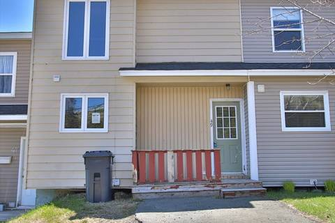 House for sale at 49 Farrell Dr Mount Pearl Newfoundland - MLS: 1196941