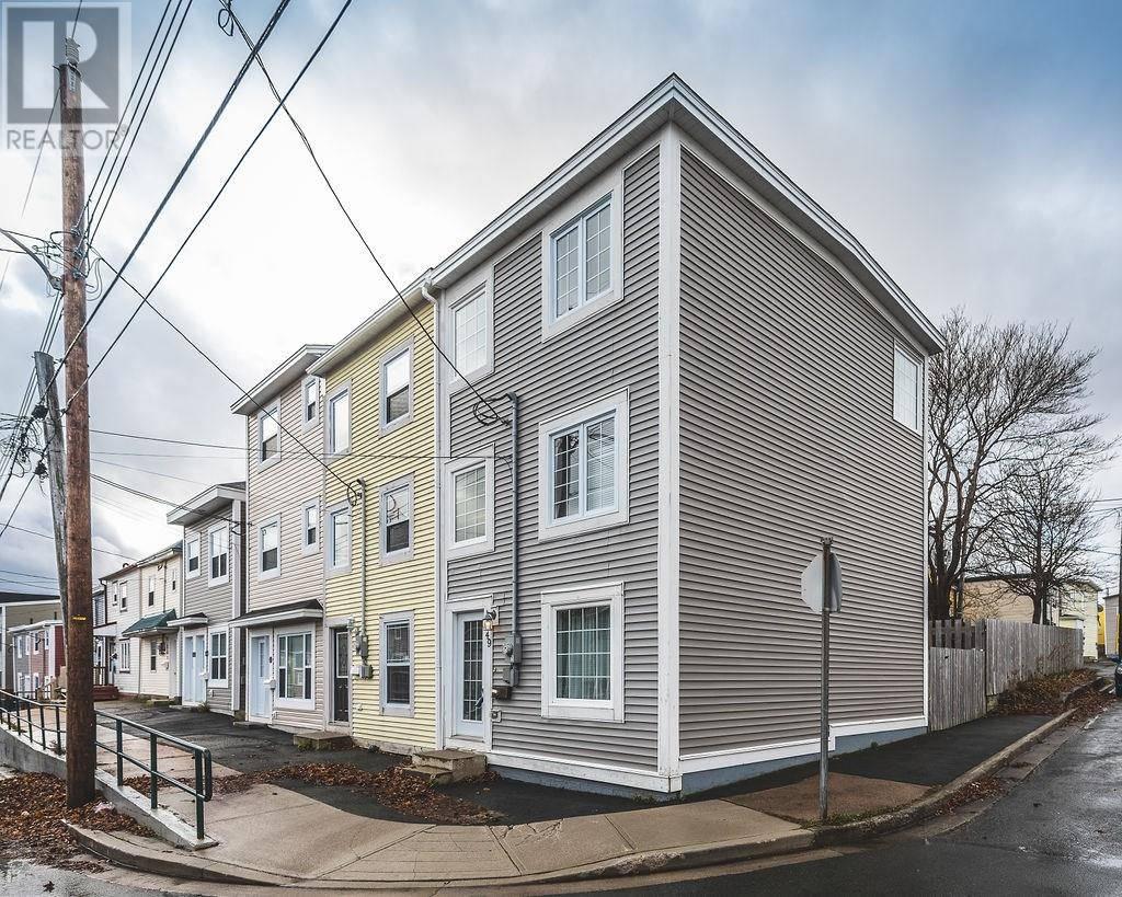 House for sale at 49 Feild St St. John's Newfoundland - MLS: 1207746