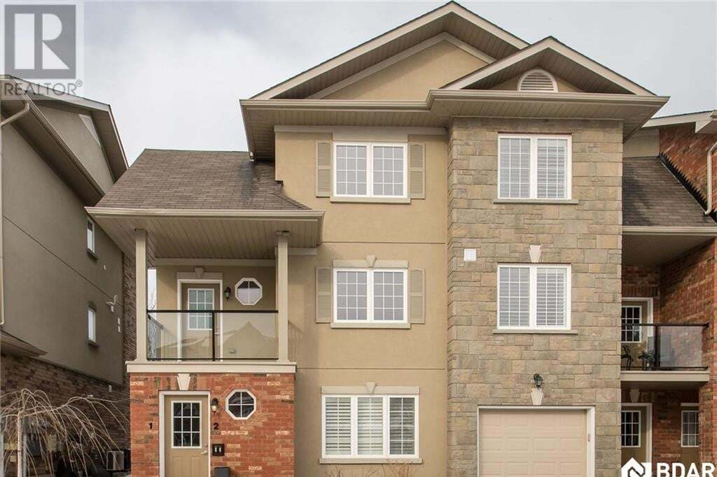 Townhouse for rent at 49 Ferndale Dr South Barrie Ontario - MLS: 30824099