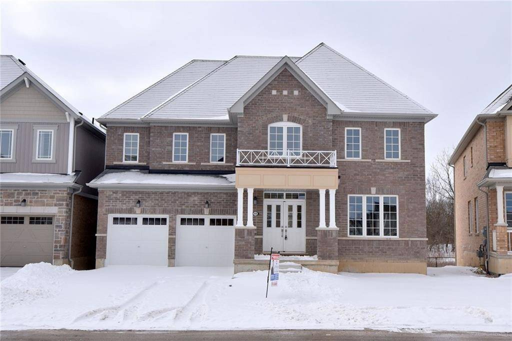 House for sale at 49 Fleming Cres Caledonia Ontario - MLS: H4074752