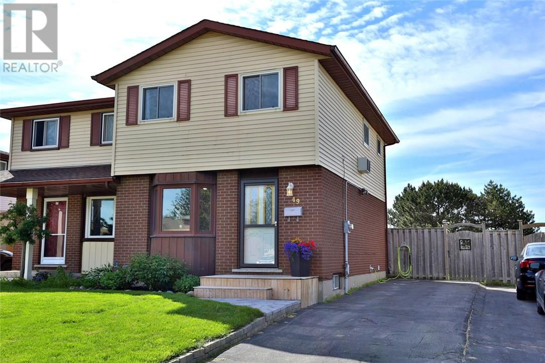 Removed: 49 Folkstone Crescent, Kitchener, ON - Removed on 2019-07-02 17:36:06