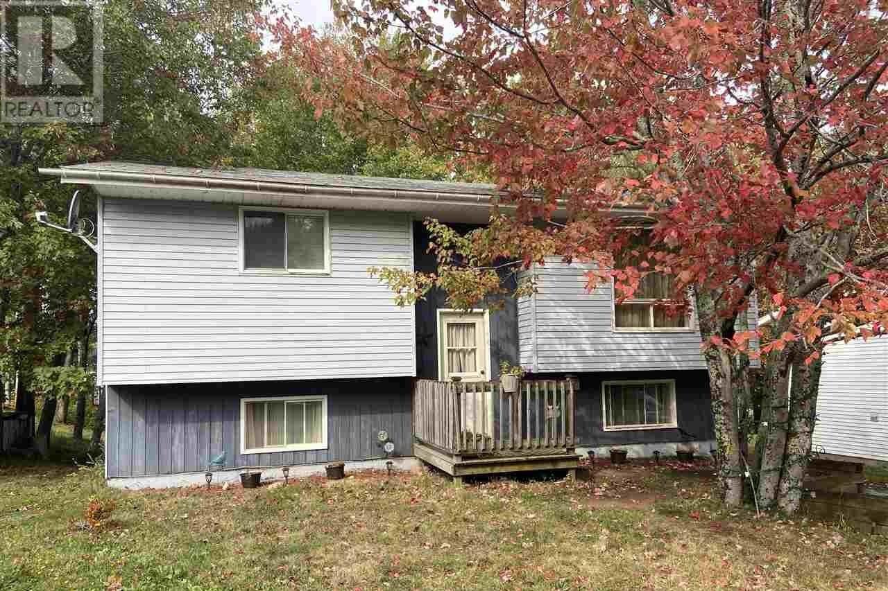 Townhouse for sale at 49 Fourteenth St Trenton Nova Scotia - MLS: 202021090