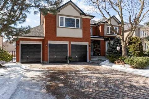 House for sale at 49 Green Ash Cres Richmond Hill Ontario - MLS: N4386058