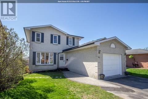 House for sale at 49 Guthrie Dr Kingston Ontario - MLS: K19002848