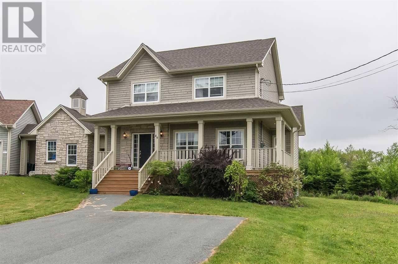 House for sale at 49 Harness Tr Hammonds Plains Nova Scotia - MLS: 201915386